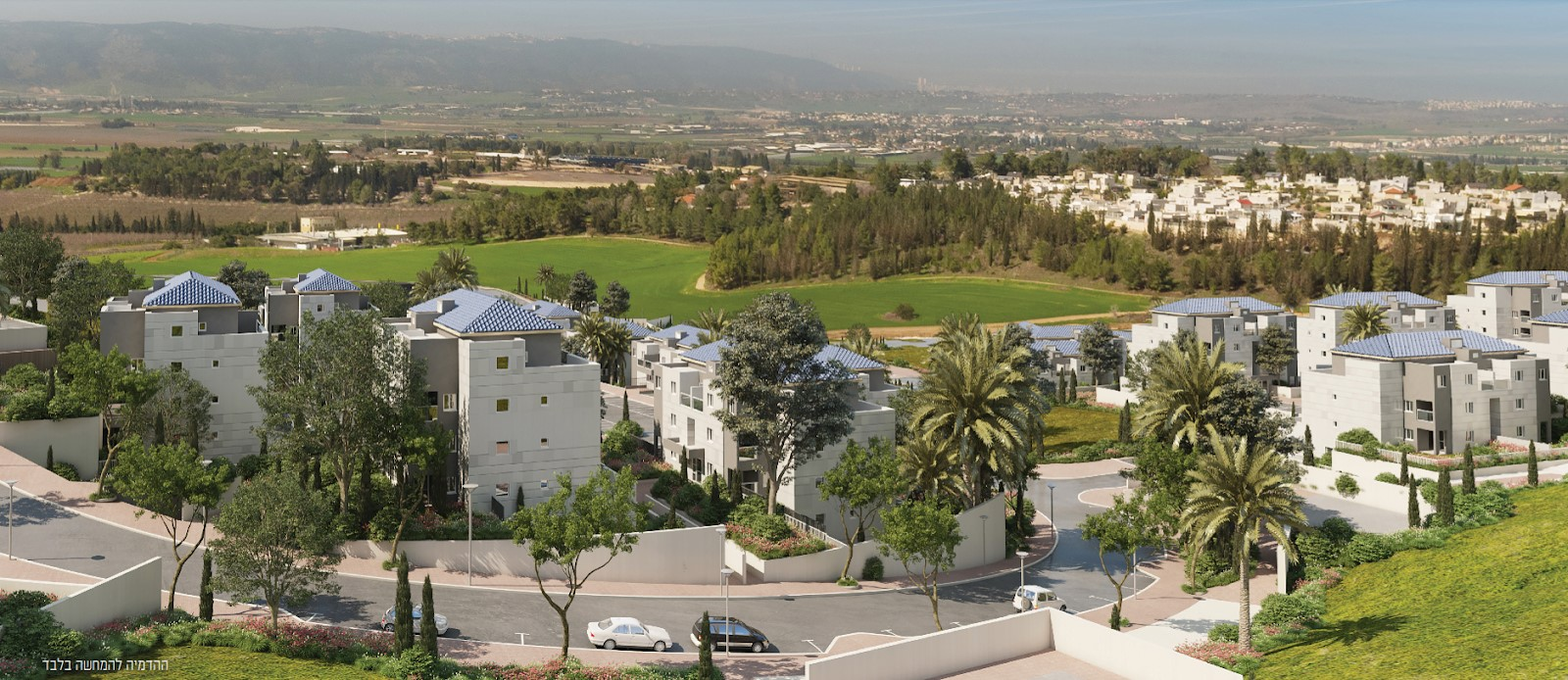 יותר ויותר משפחות בחרו בשכונה הכי יפה בעמק המושבה שריד – ההצלחה של עמק יזרעאל