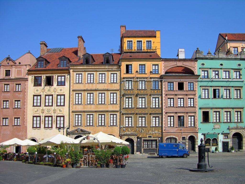 נדלן בפולין