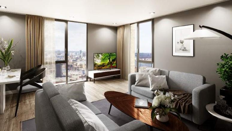 דיור מוגן באנגליה: 10% תשואה (בחוזה) ל-10 שנים