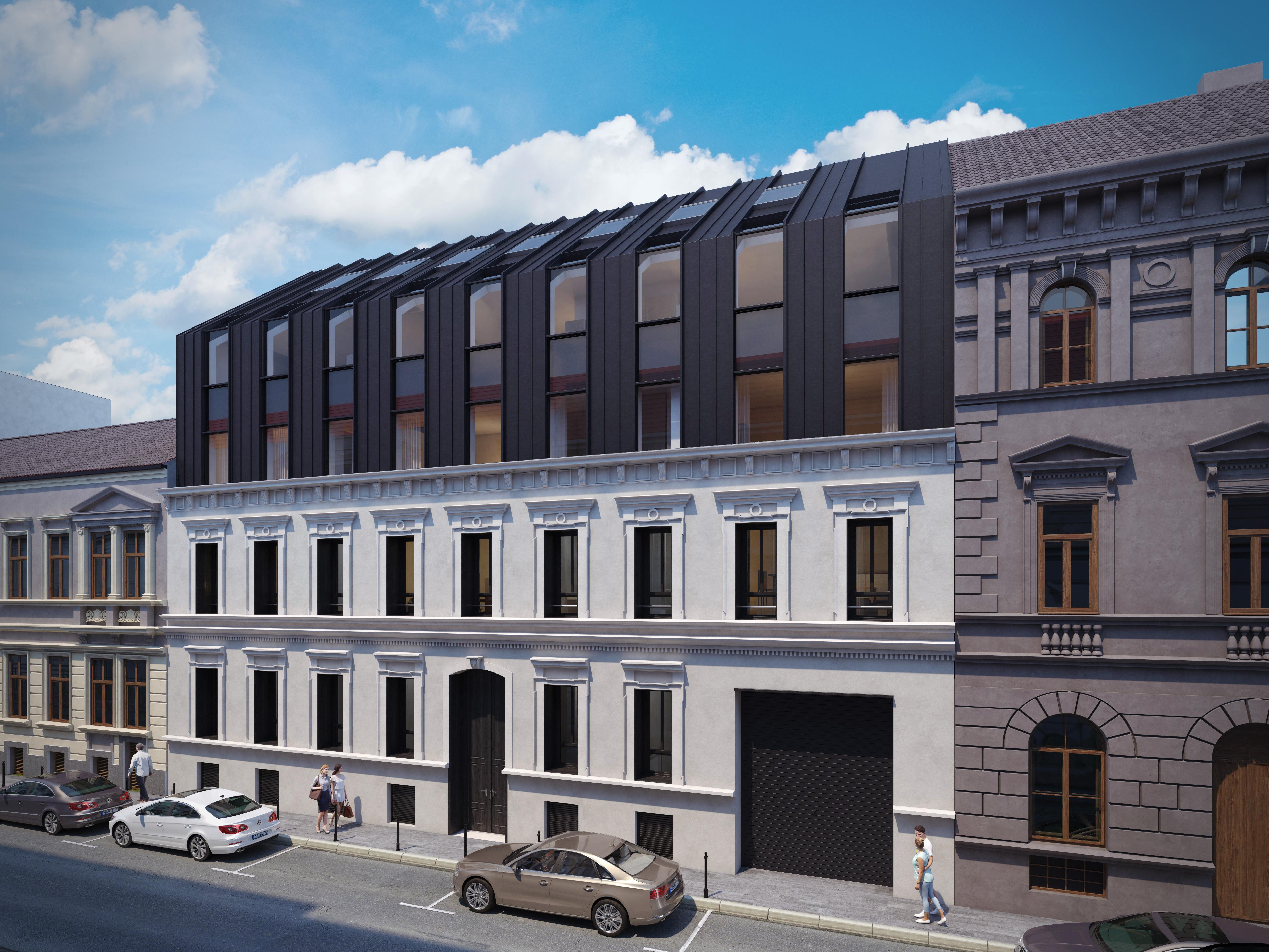 דירות למכירה בבודפשט בפרויקט יפהפה למשקיעים ישראלים