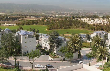 לגור בעמקים: 315 דירות נמכרו תוך 5 חודשים
