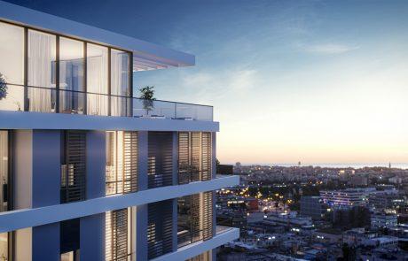 האדריכל, אילן פיבקו, מסביר על פרויקט המגורים החדש שמושך משפחות לפלורנטין
