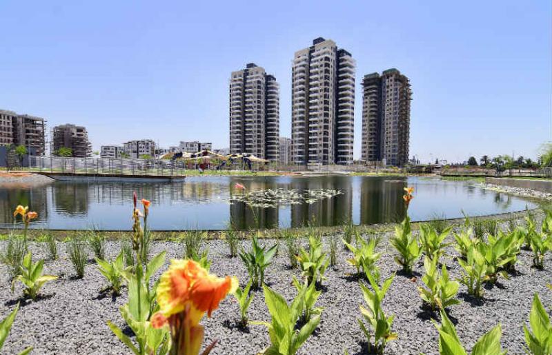 """קרקעות ישראל רכשה אופציה למשקיעיה על 32,000 מ""""ר בפרוייקט """"Betterfly על הנחל"""" בחדרה"""